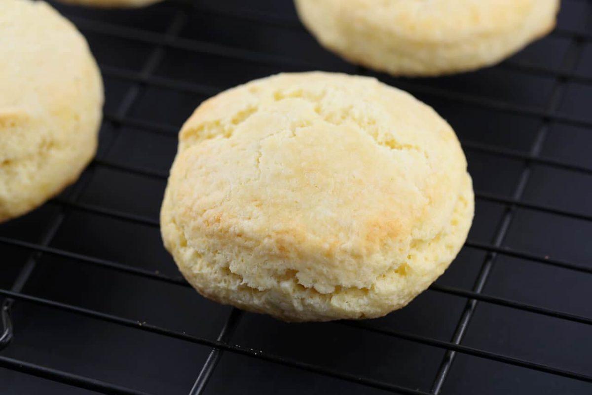 Gluten free flour biscut