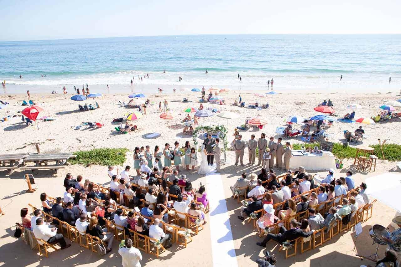 Beach Ceremony: Flashback To Our Amazing Wedding Day