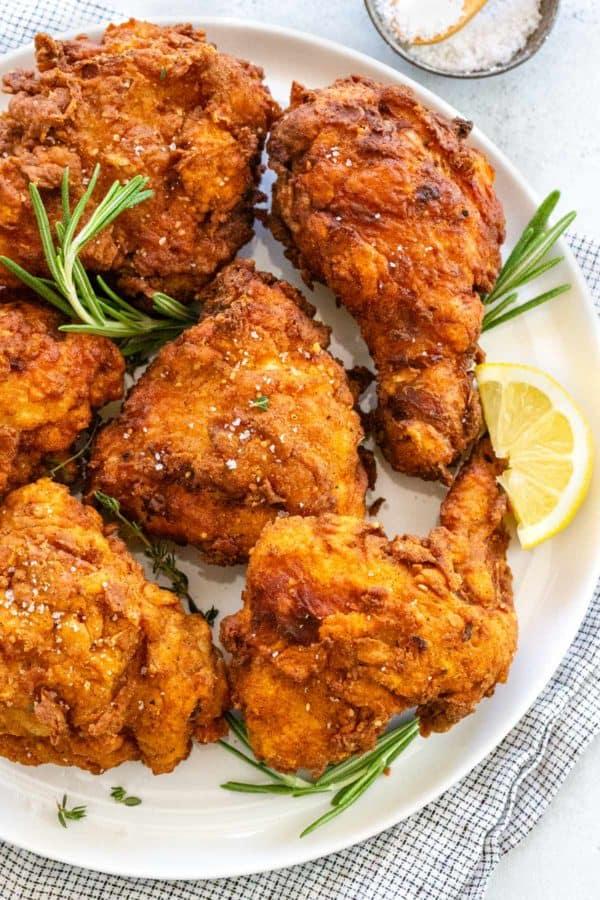 Buttermilk Fried Chicken Inspired By Thomas Keller Jessica Gavin
