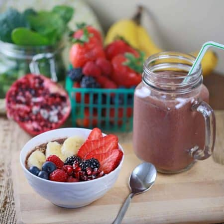 Fruit Smoothie