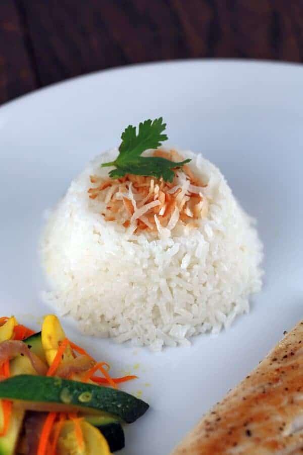 Aromatic Jasmine Coconut Rice Recipe