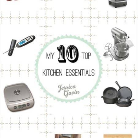 My Favorite Kitchen Essentials