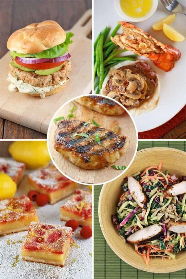My 2014 top food blog recipes recap and goals for 2015 | jessicagavin.com