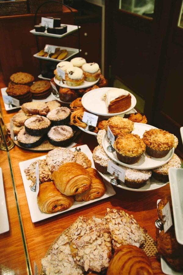 inside bouchon bakery