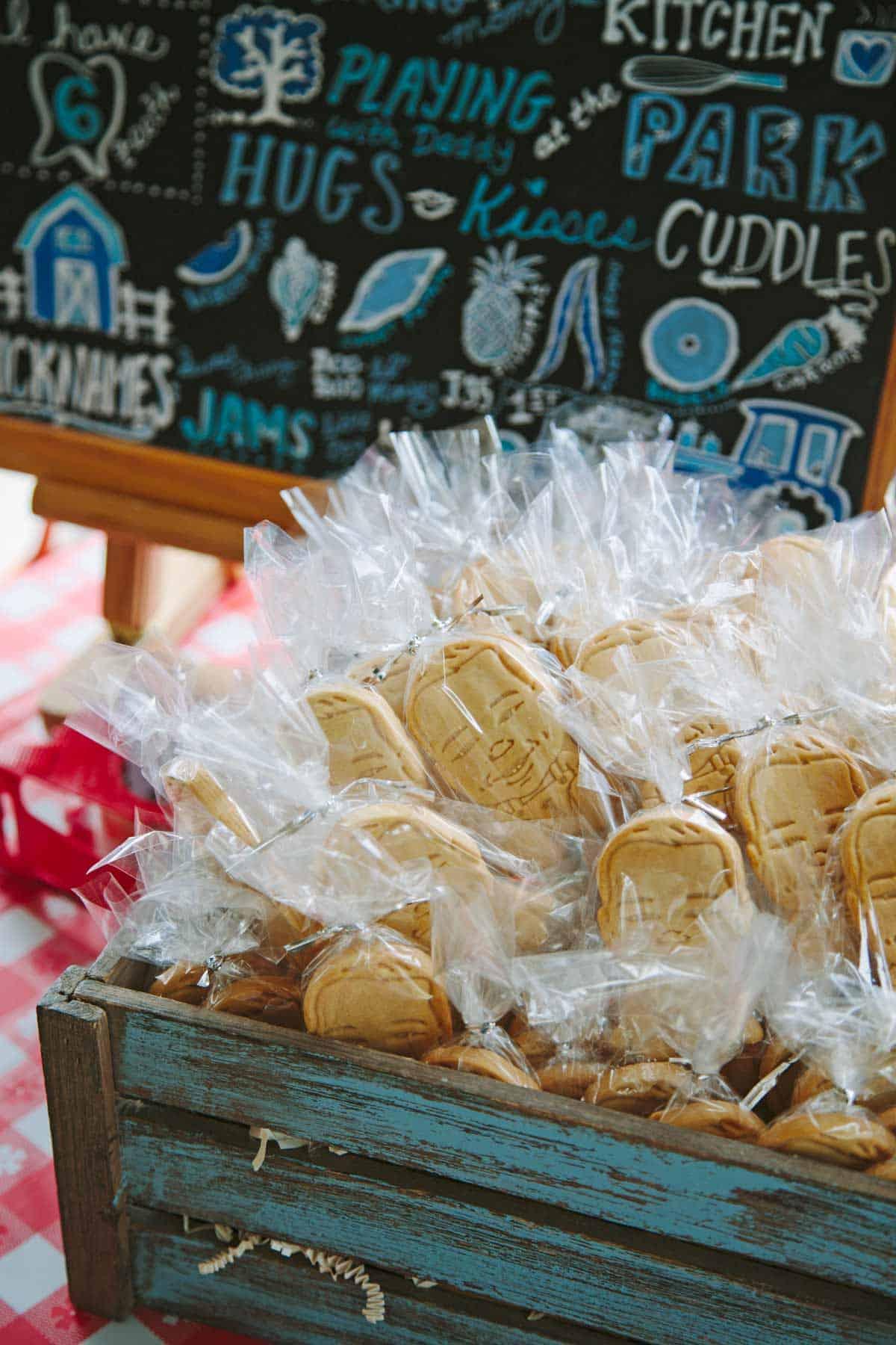 james-1st-bday-parkers-crazy-cookies-design