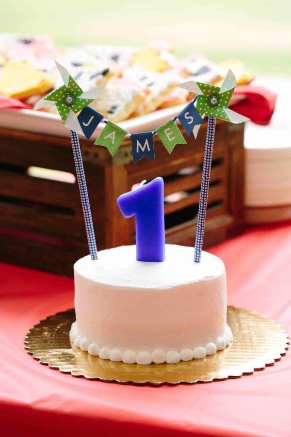 james-1st-bday-smash-cake