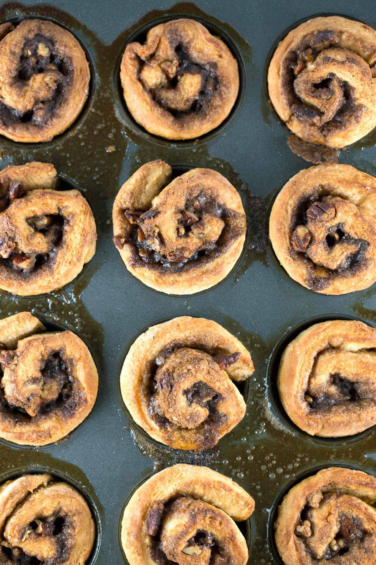 recipe: pecan rolls recipe quick [31]