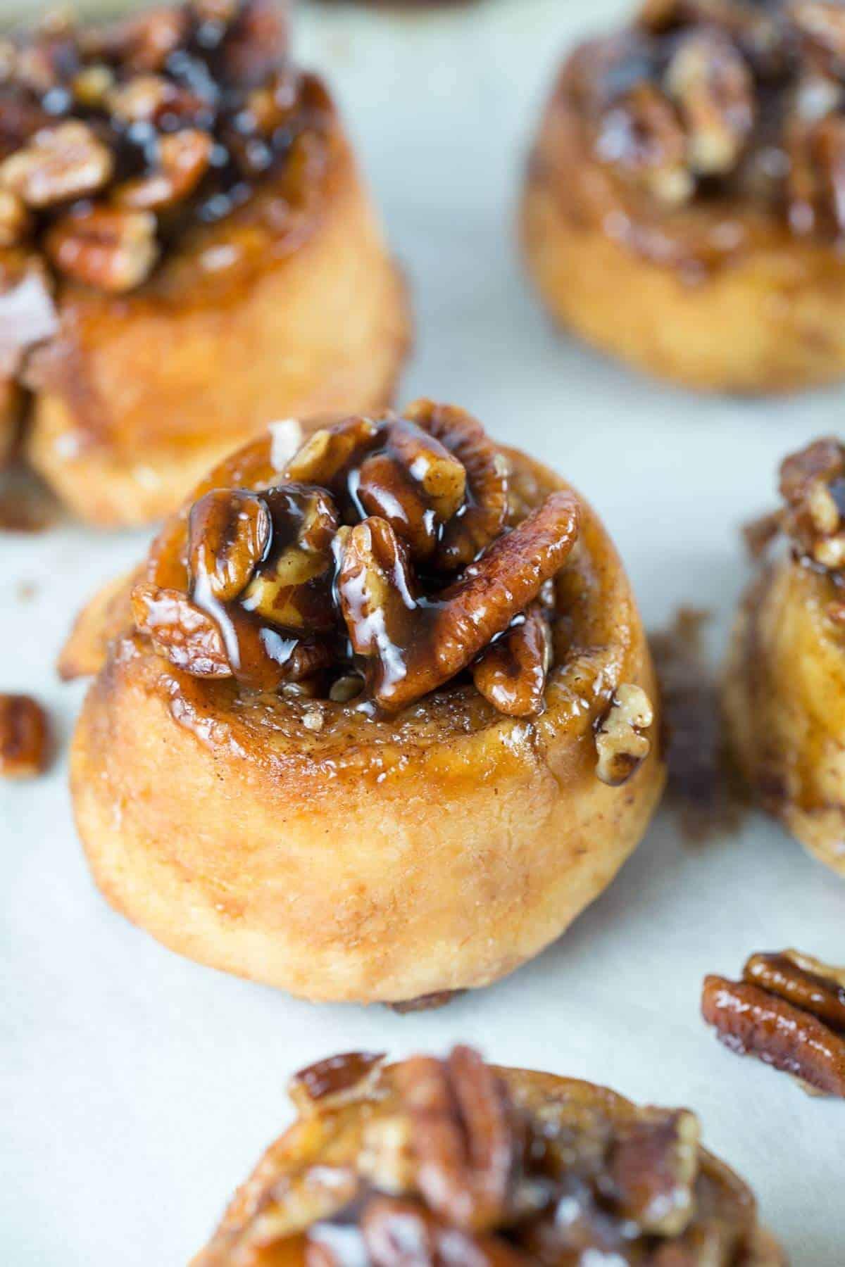 recipe: pecan rolls recipe quick [2]
