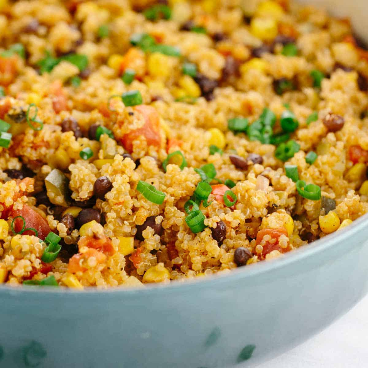 one pot mexican spiced vegetable quinoa jessica gavin