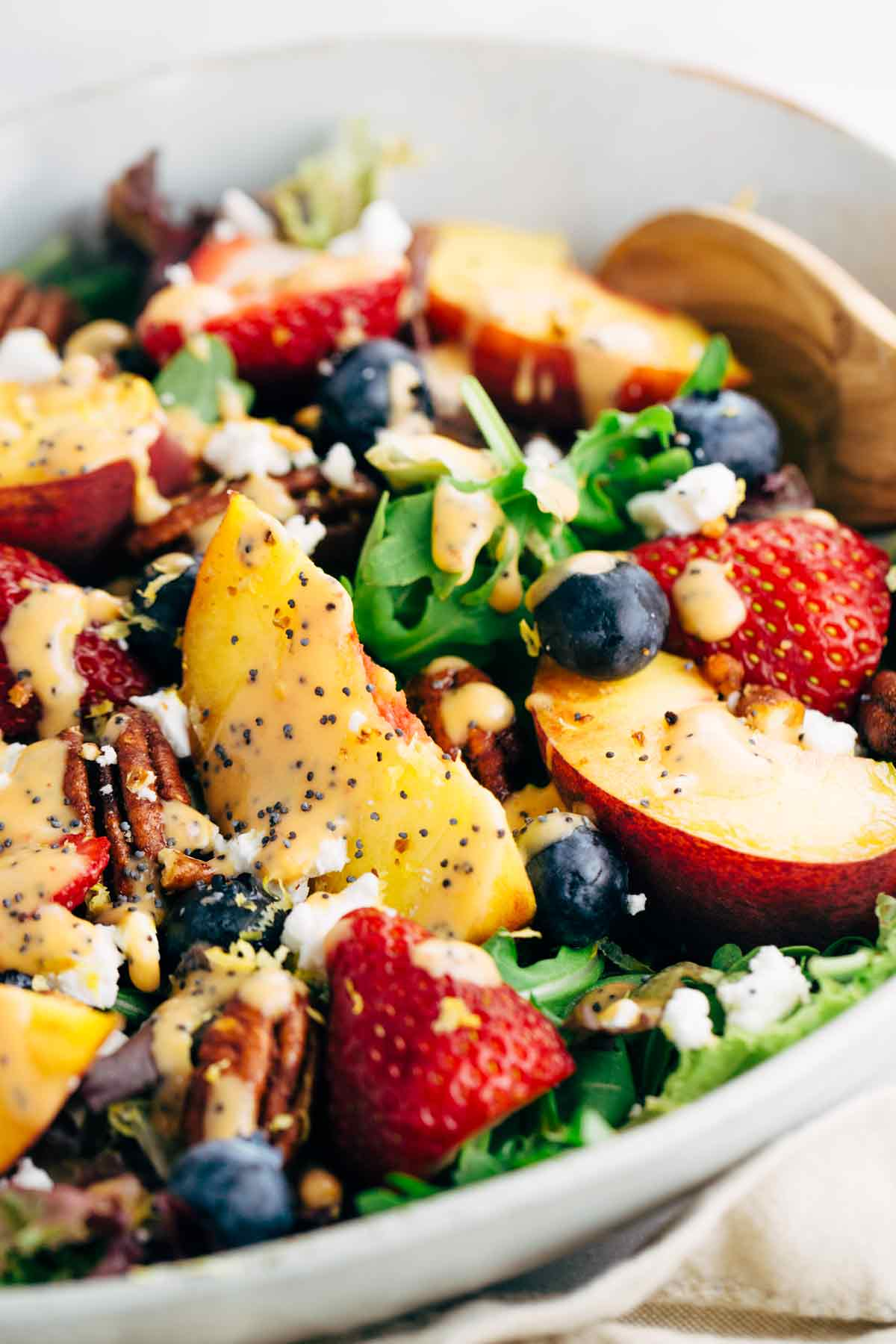 healthy fruit salads recipes does blending fruit make it less healthy