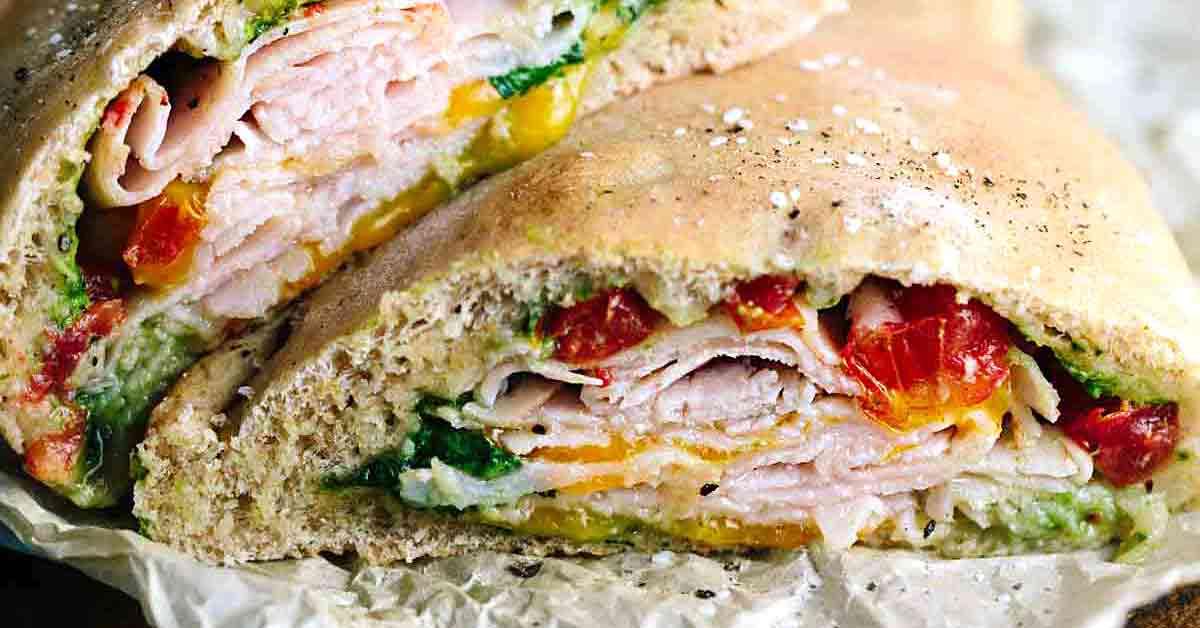 Easy Homemade Hot Pocket Sandwiches