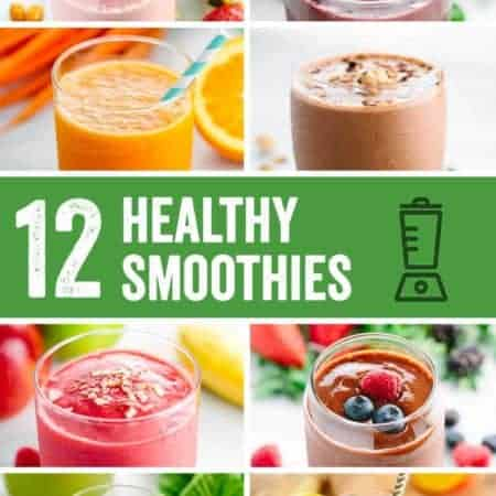 Roundup: Healthy Smoothie Recipes