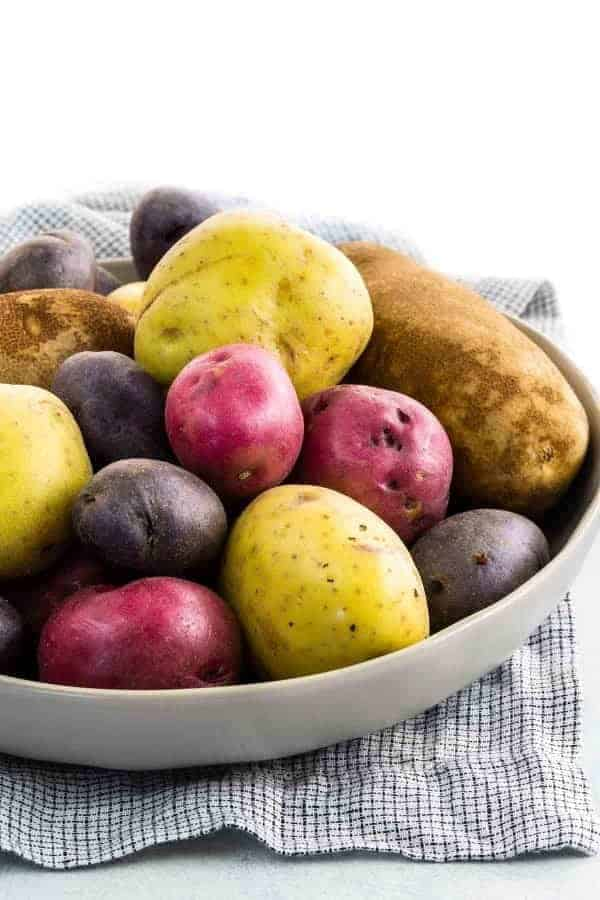 An essential guide to the most popular types of potatoes.