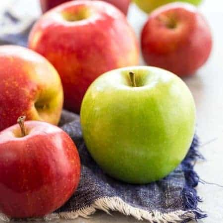 These Are The Best Apples For Cooking