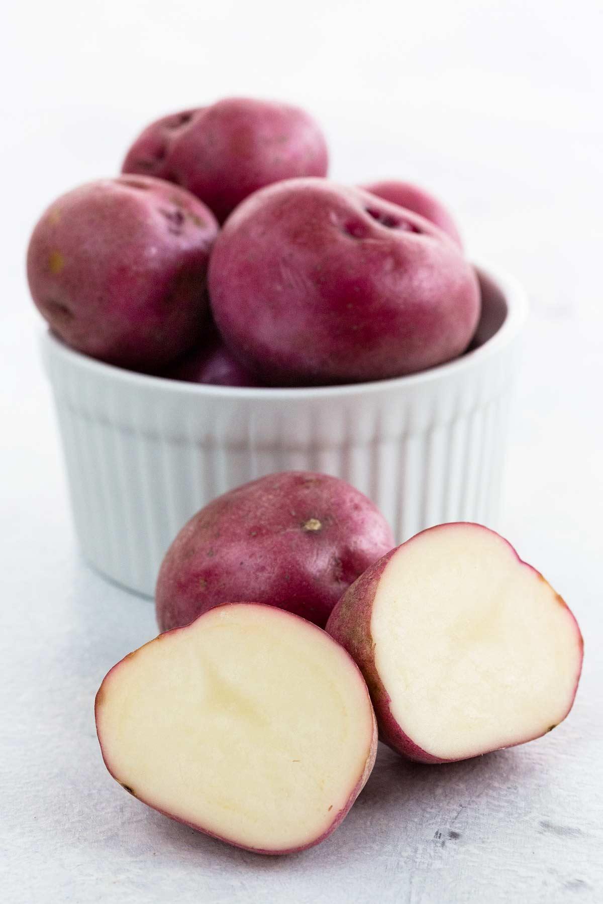 Red Potato (Waxy)