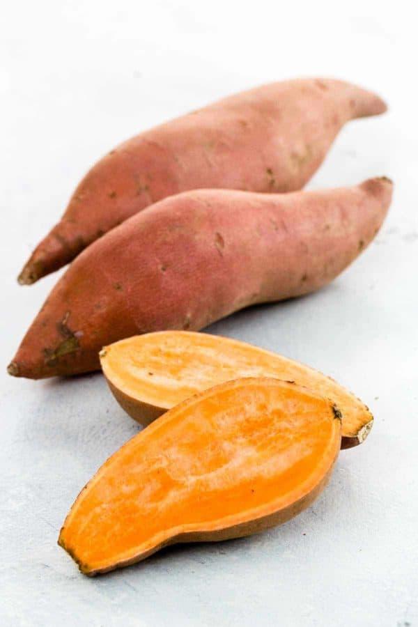 Sweet Potatoes and Yams
