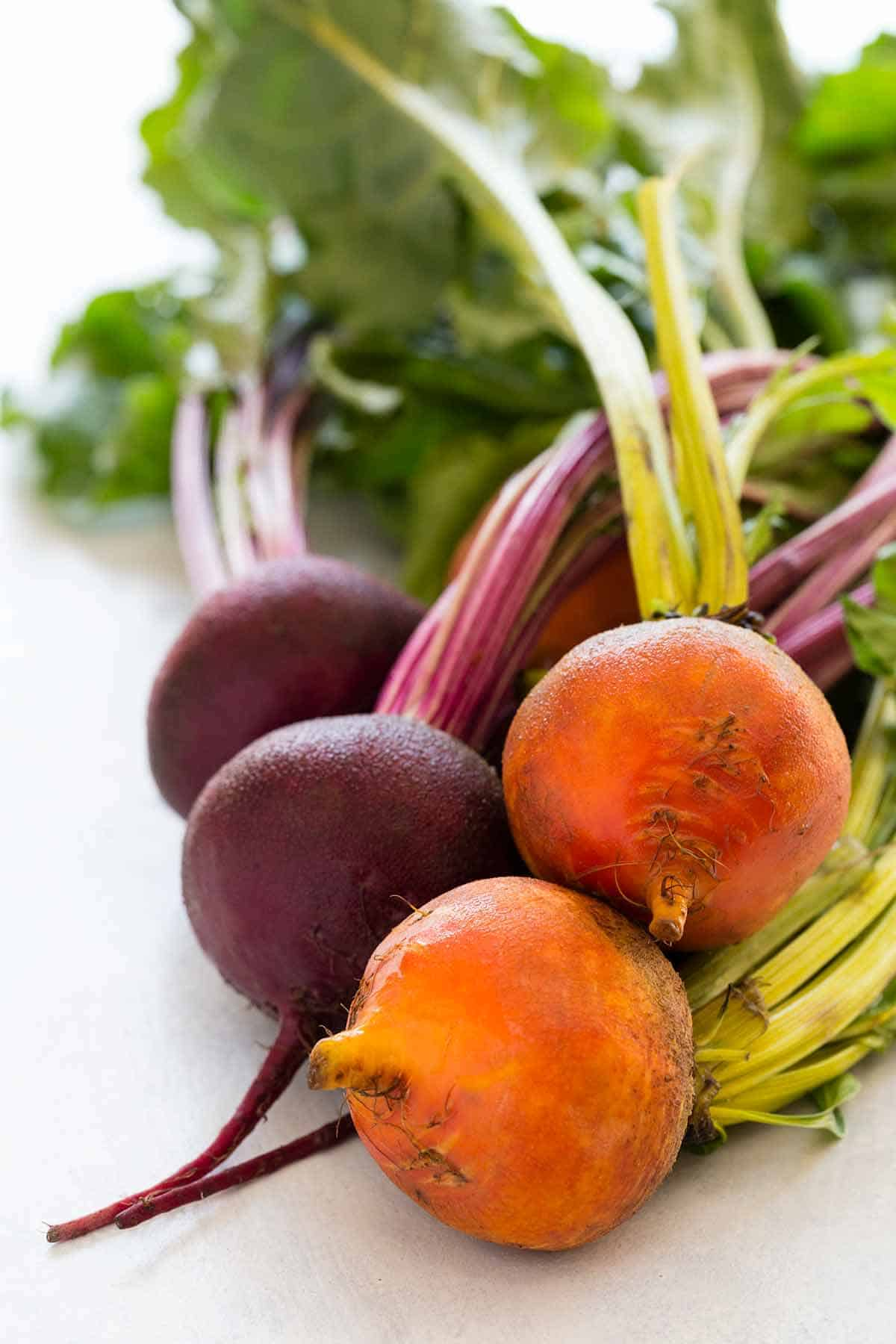 Learn how to cook beets with four easy methods like steam, boil, and two ways to roast them. Healthy dishes can be created using this incredible ingredient and I'm going to cover the basic techniques to maximize flavor