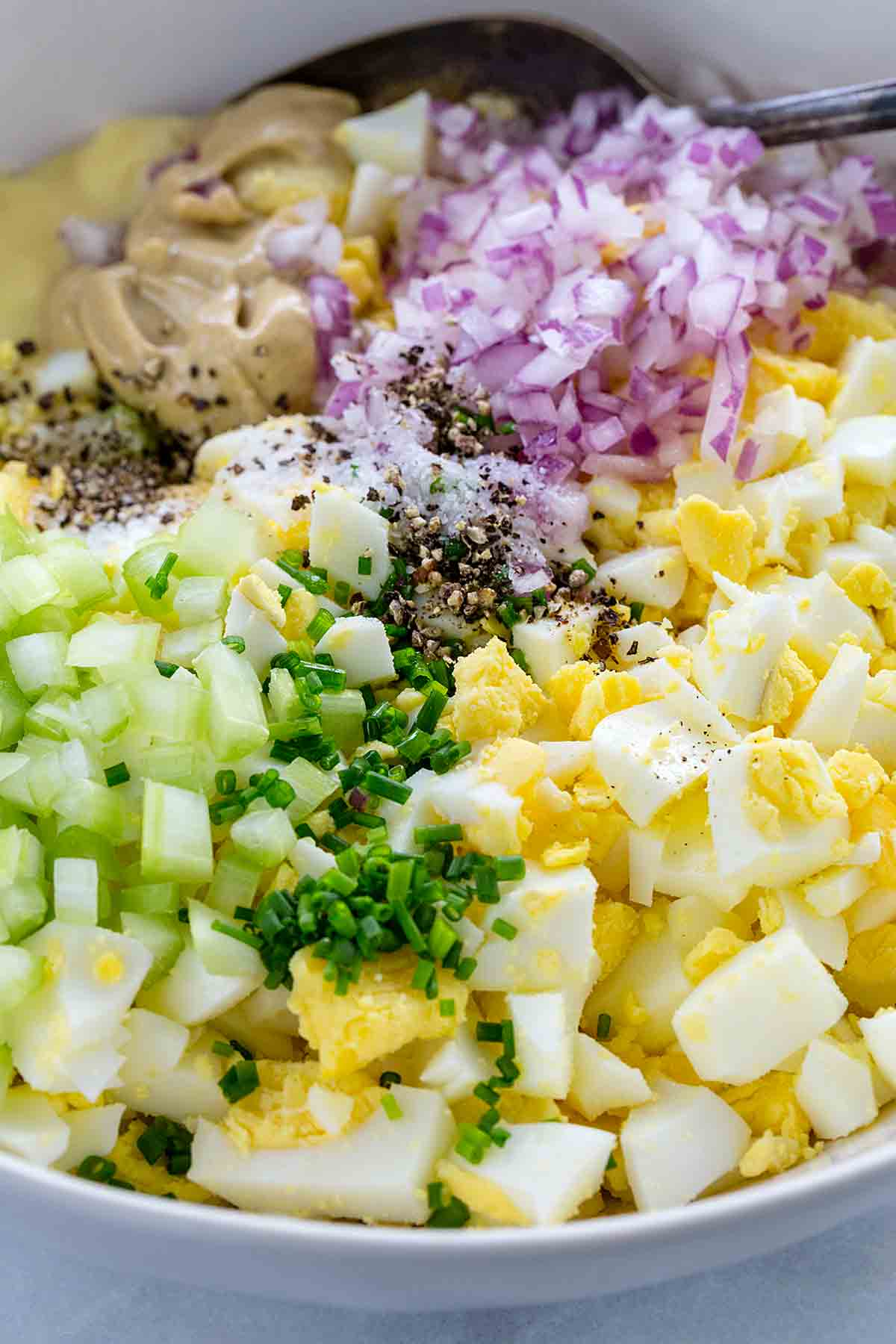 Egg Salad Recipe Jessica Gavin