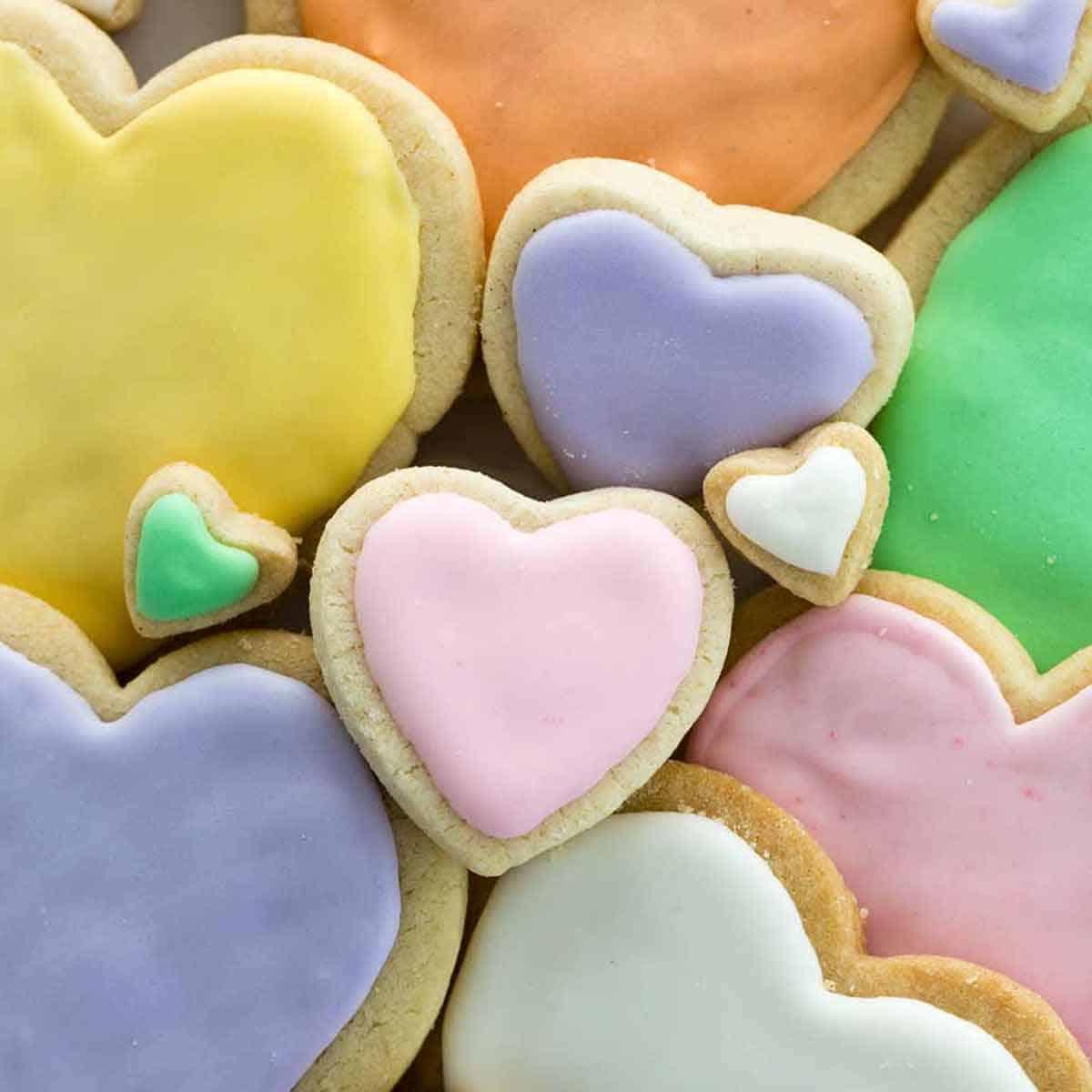 Valentine S Day Cookies Jessica Gavin