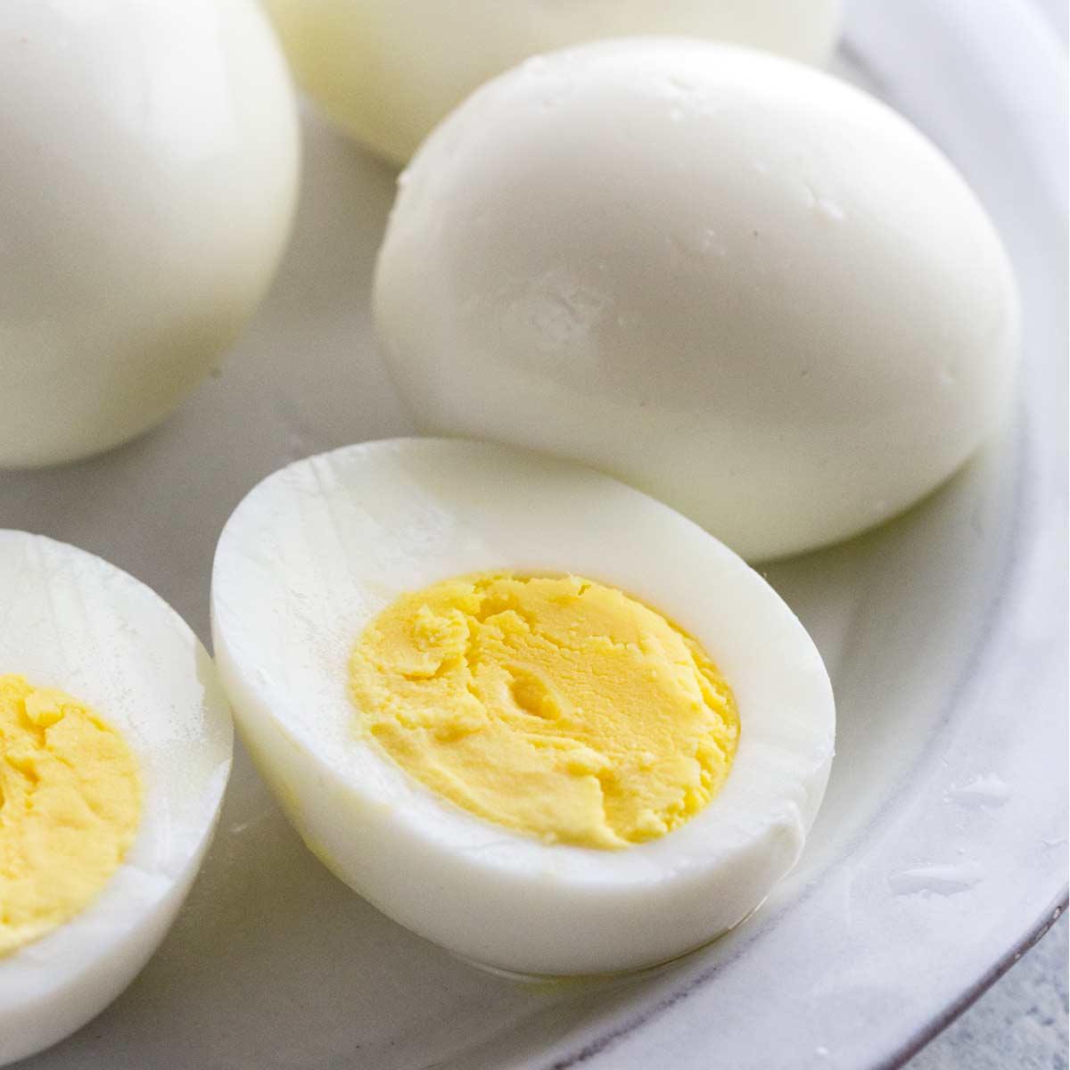 How to Make Hard Boiled Eggs (2 Ways!) - Jessica Gavin