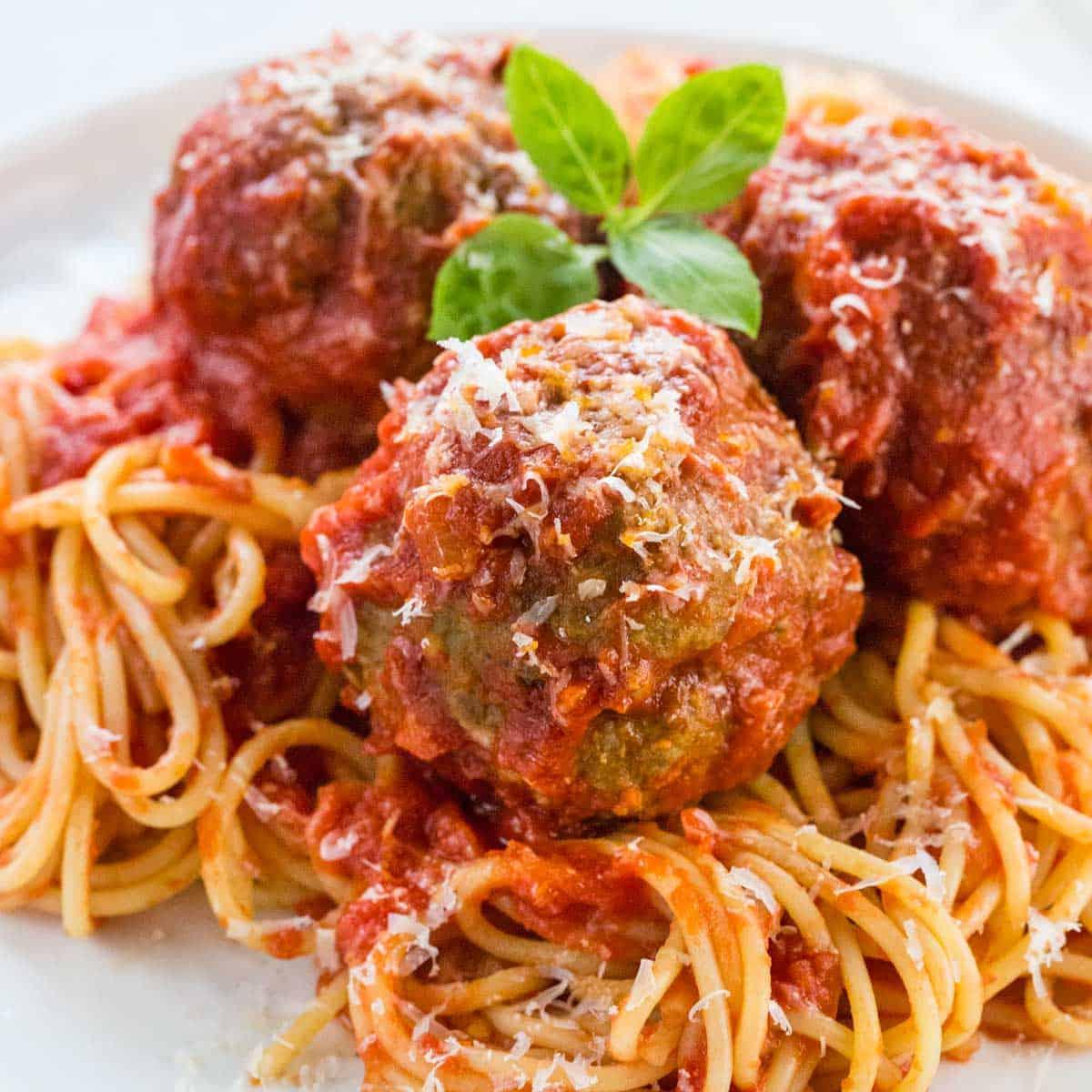 Grandma S Famous Italian Meatball Recipe Jessica Gavin