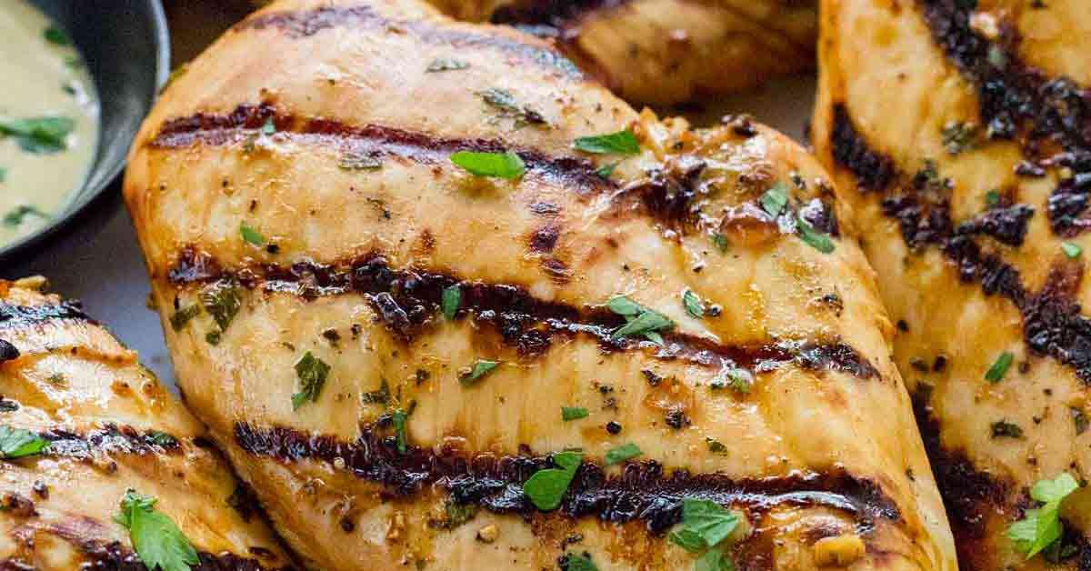 The Best Chicken Marinade Recipe Jessica Gavin