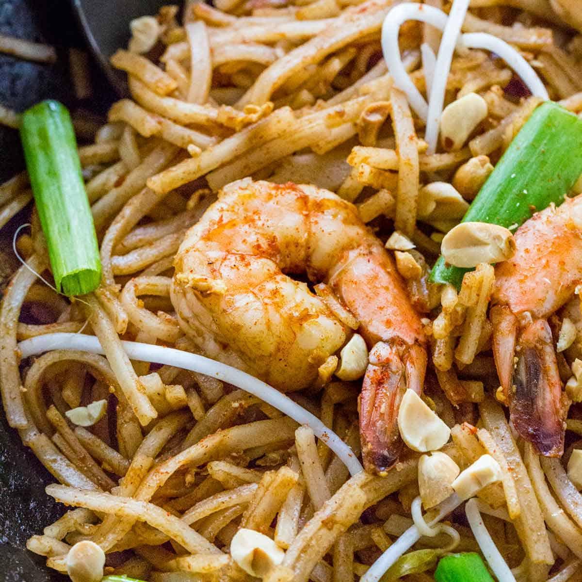 Pad Thai Recipe Jessica Gavin