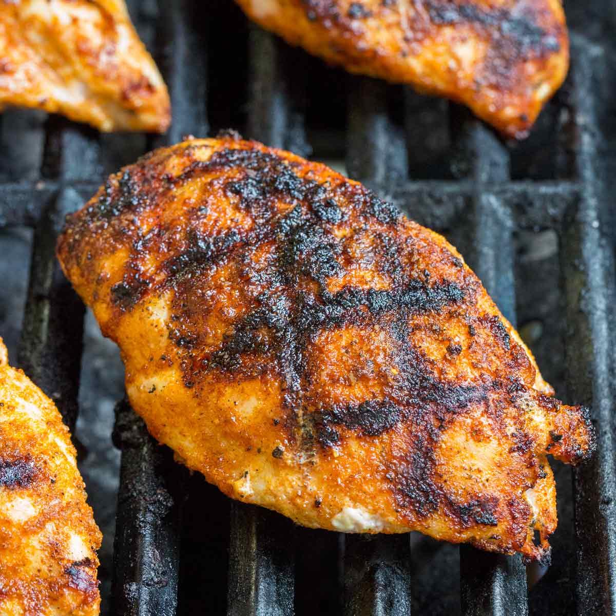 Grilled Chicken Grilled Chicken...
