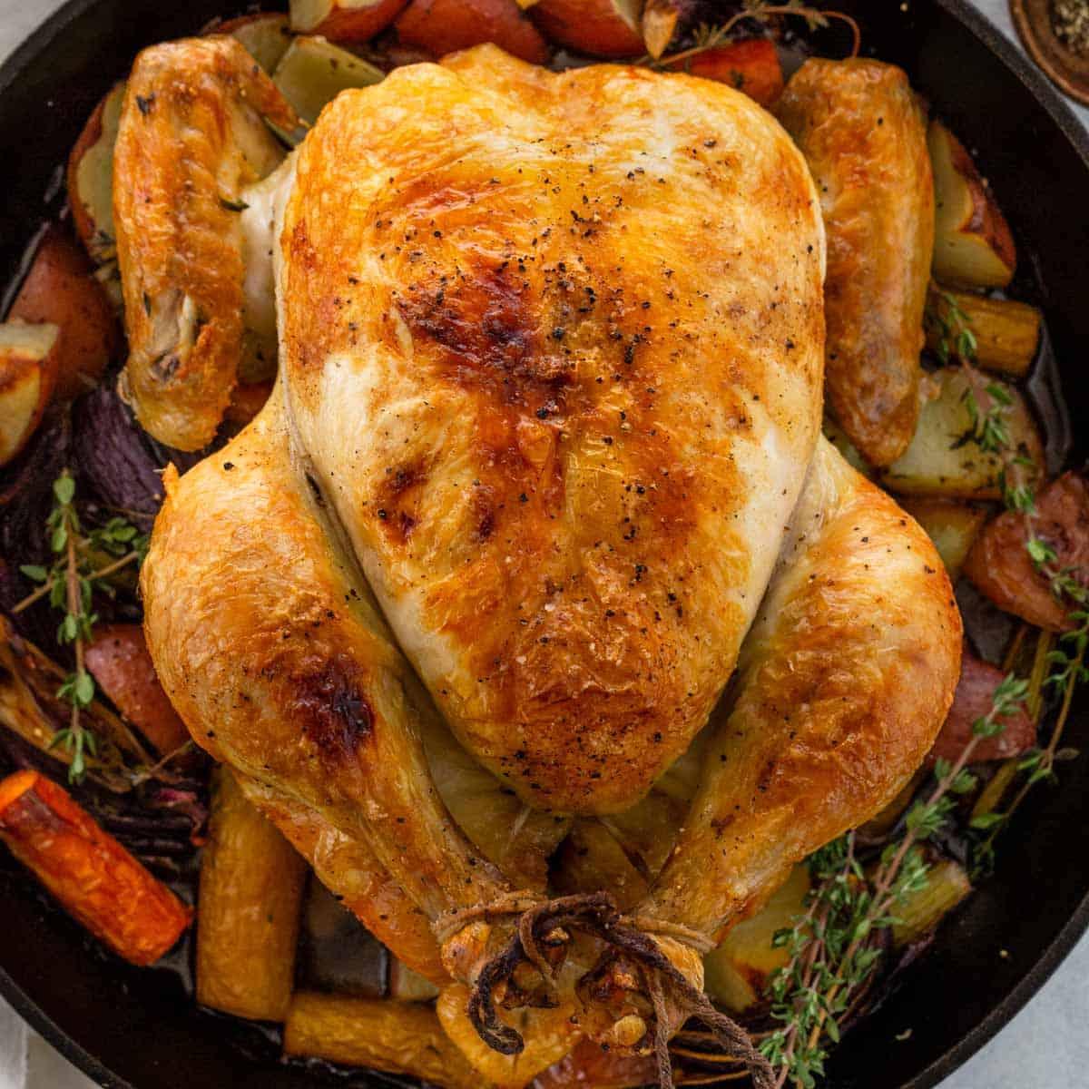 Roasted Chicken Step By Step Jessica Gavin