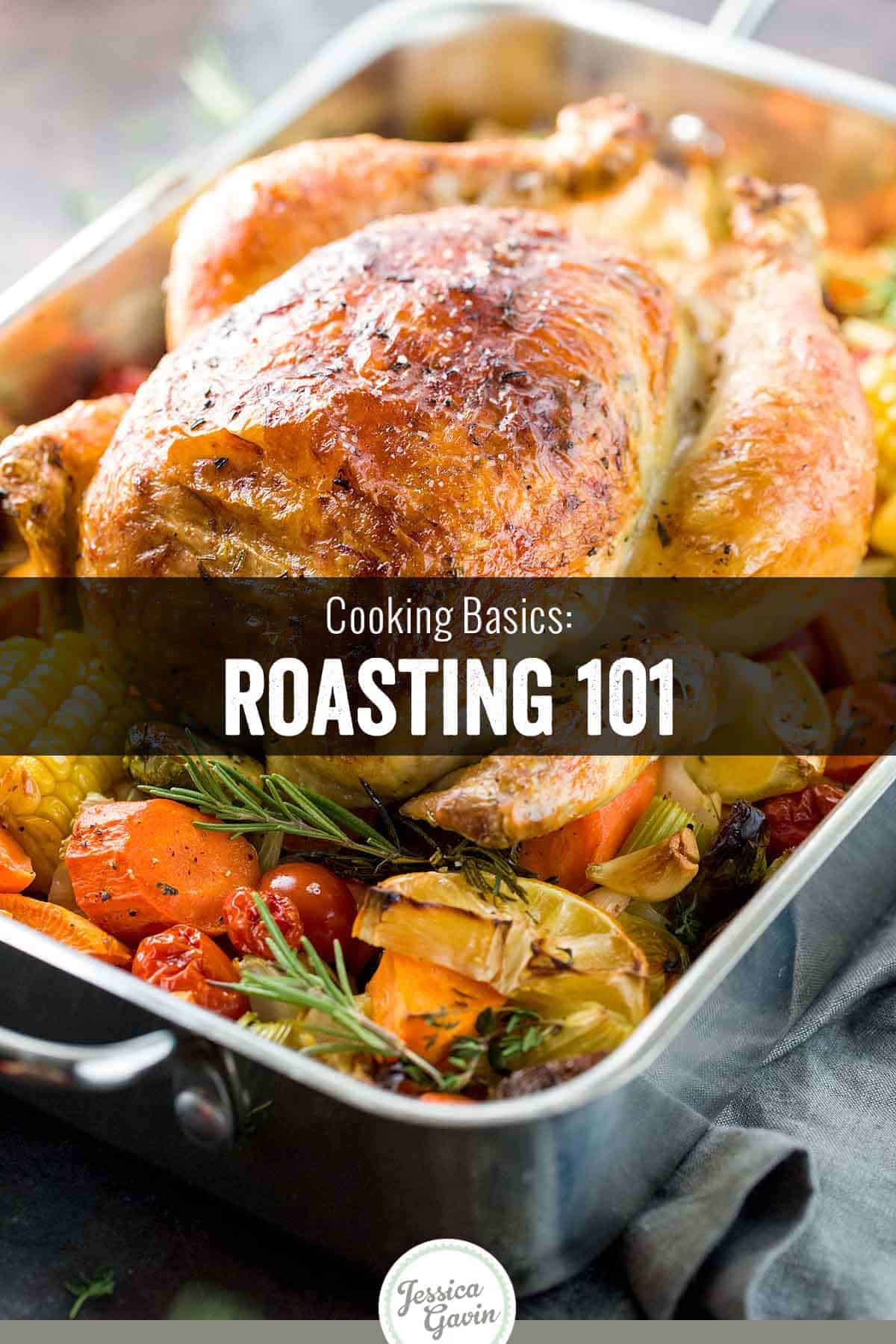 Roasting is the time-tested way to get mouth-watering results with very little effort and it all starts with the oven right in your kitchen. #cooking101 #foodscience #roasting #howtocook