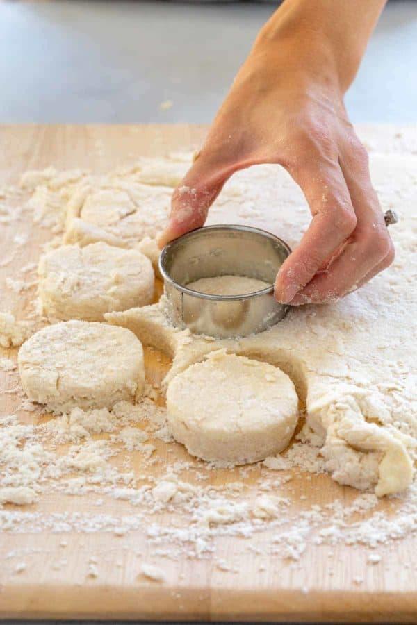 Homemade Buttermilk Biscuits - Jessica