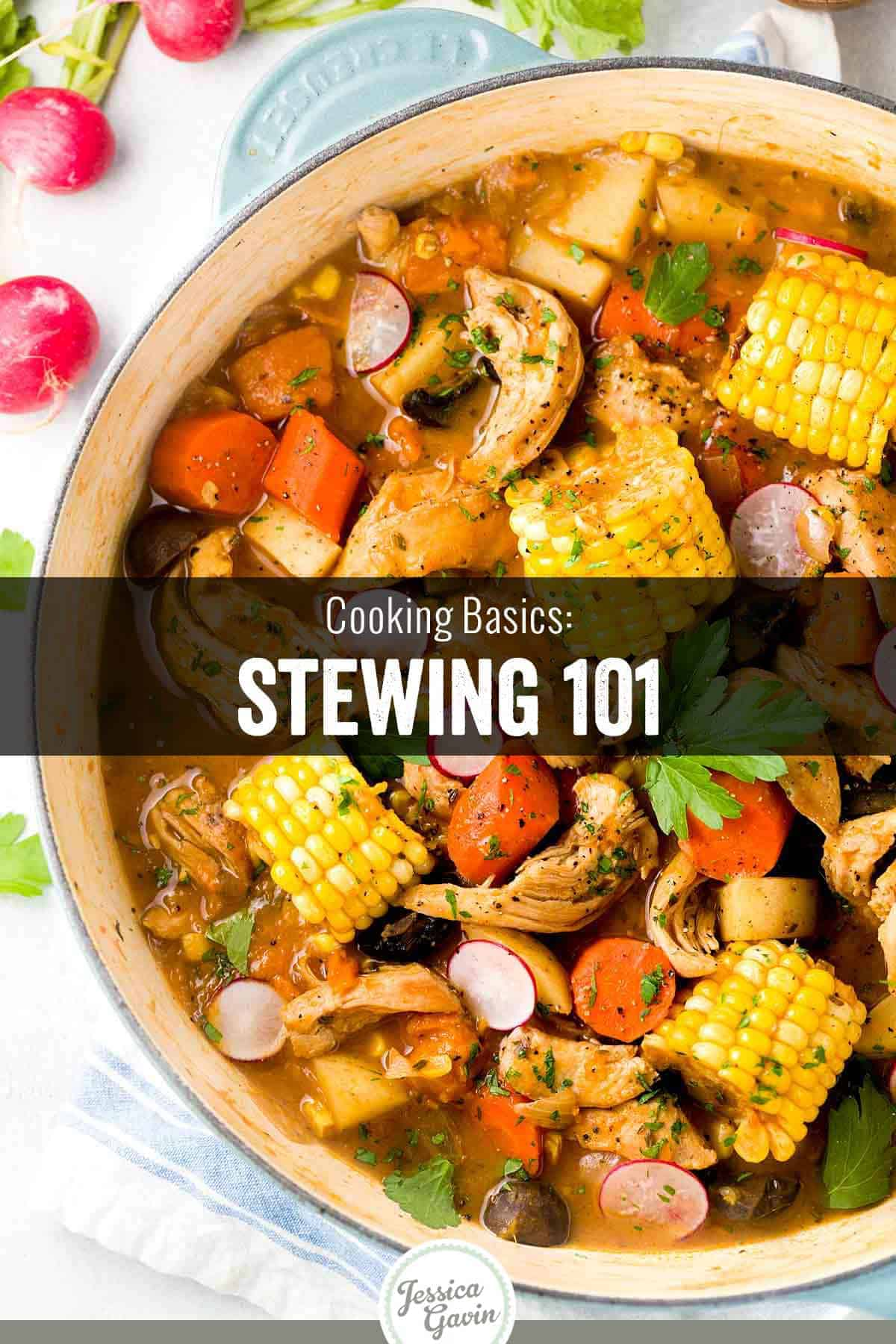 all about the stewing cooking method