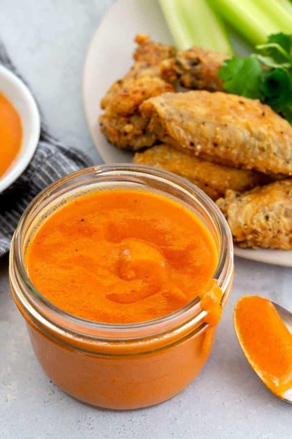 Buffalo Sauce Recipe Jessica Gavin