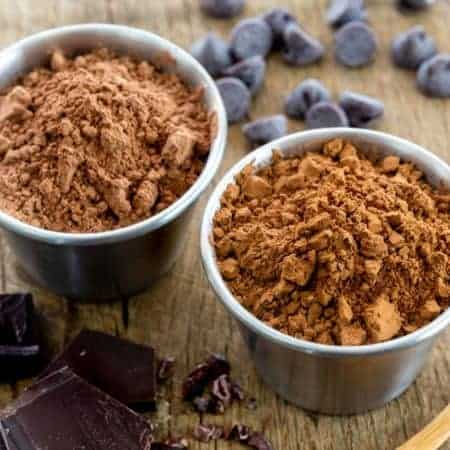 What's the Difference Between Cacao and Cocoa Powder?