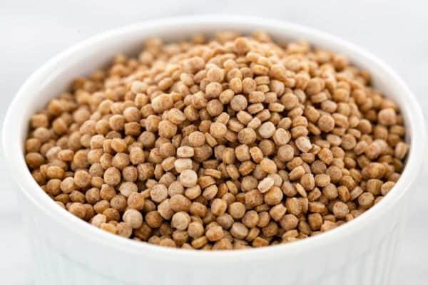 Whole Wheat Couscous