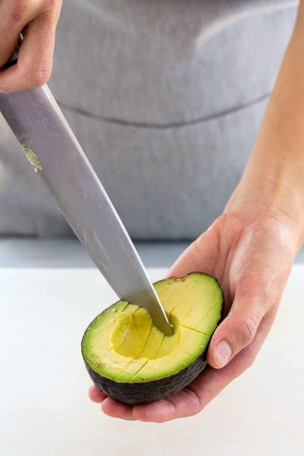 Slice or Dice the Avocado
