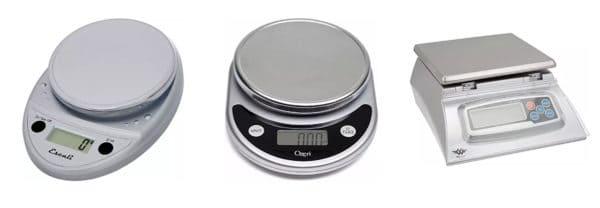 digital kitchen scales on amazon