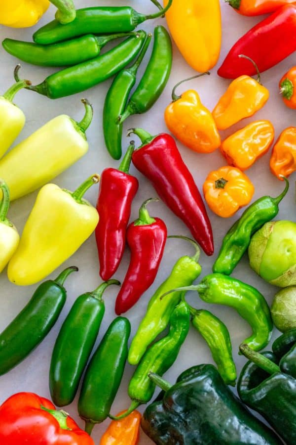 25 Types of Peppers to Know - Jessica Gavin