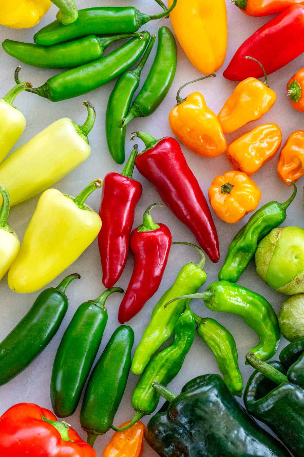 There are so many types of peppers. Some are easy on the taste buds; others are a mild form of torture. So how hot can you go? Let's find out. #peppers #ghostpepper #bellpepper