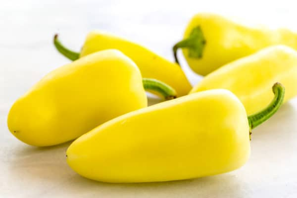 Yellow chile pepper