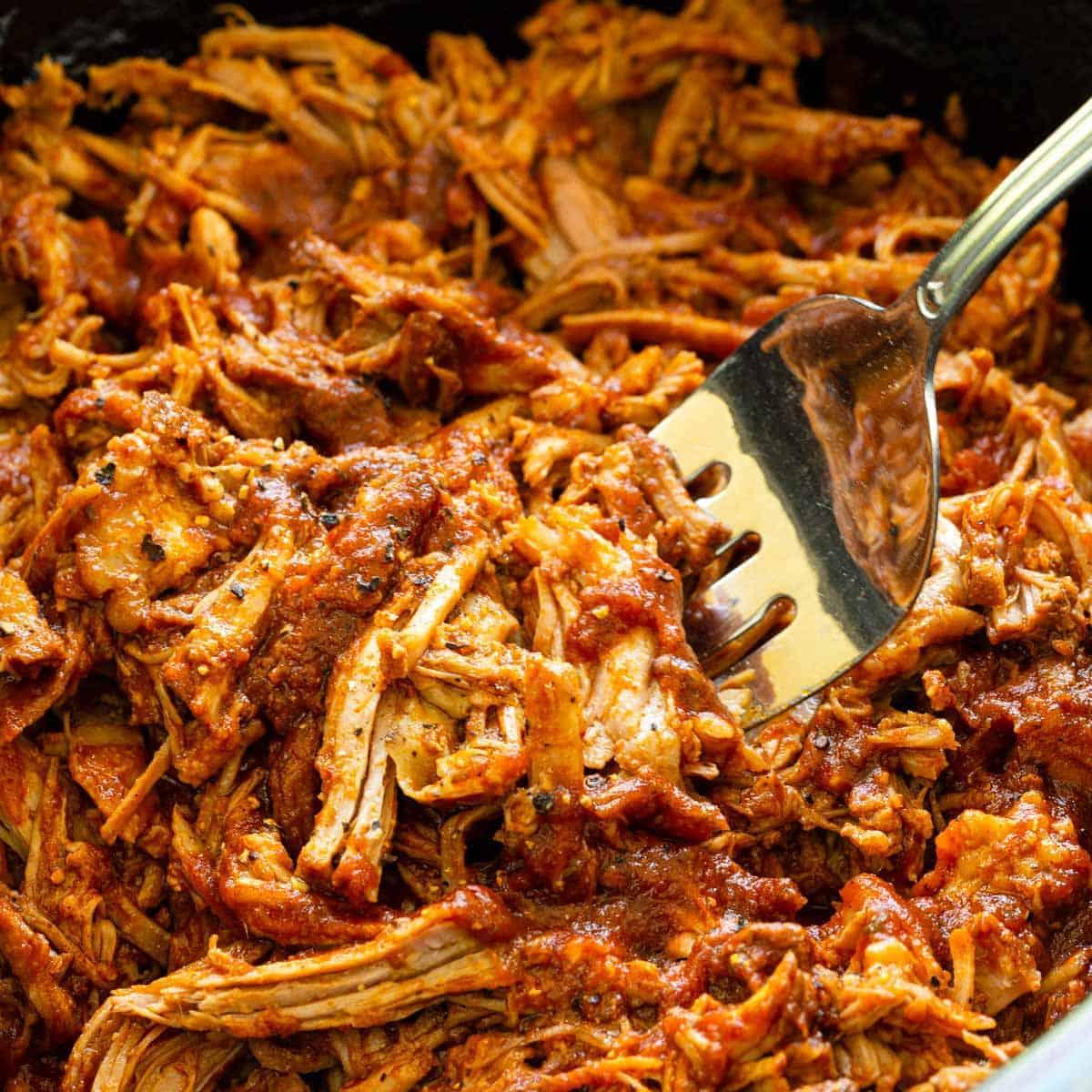 Slow Cooker Pulled Pork - Jessica Gavin