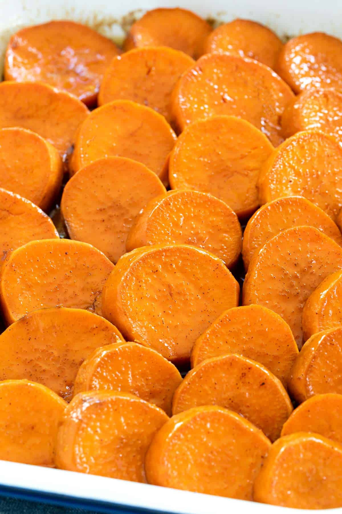 Baked Candied Yams