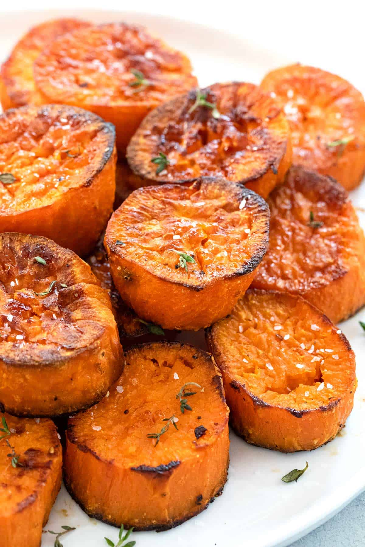 Oven Roasted Sweet Potatoes Jessica Gavin