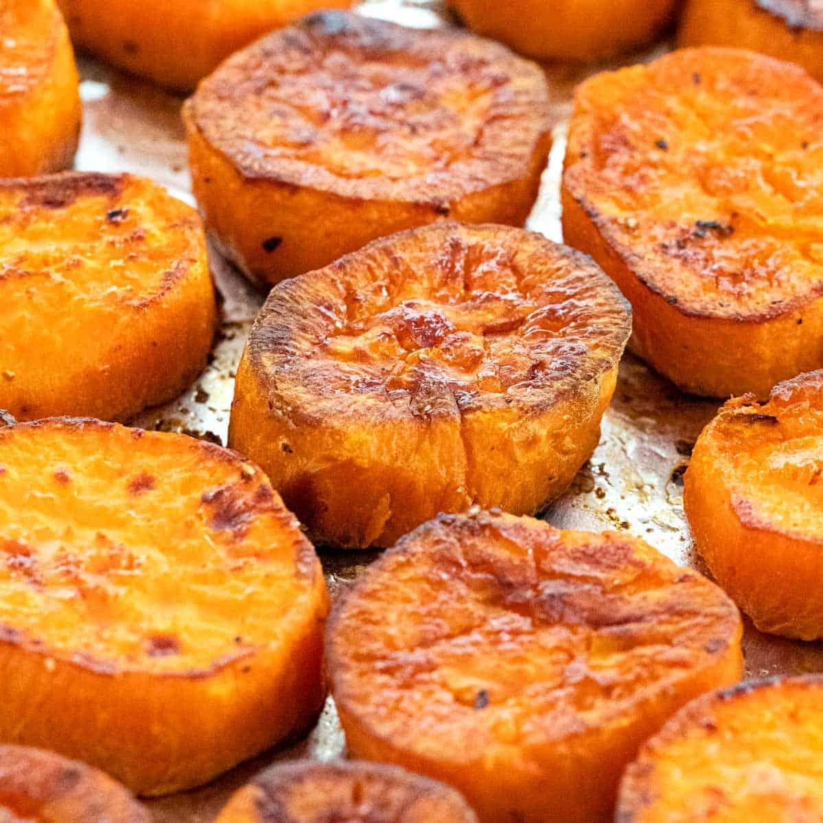 Oven Roasted Sweet Potatoes Jessica Gavin