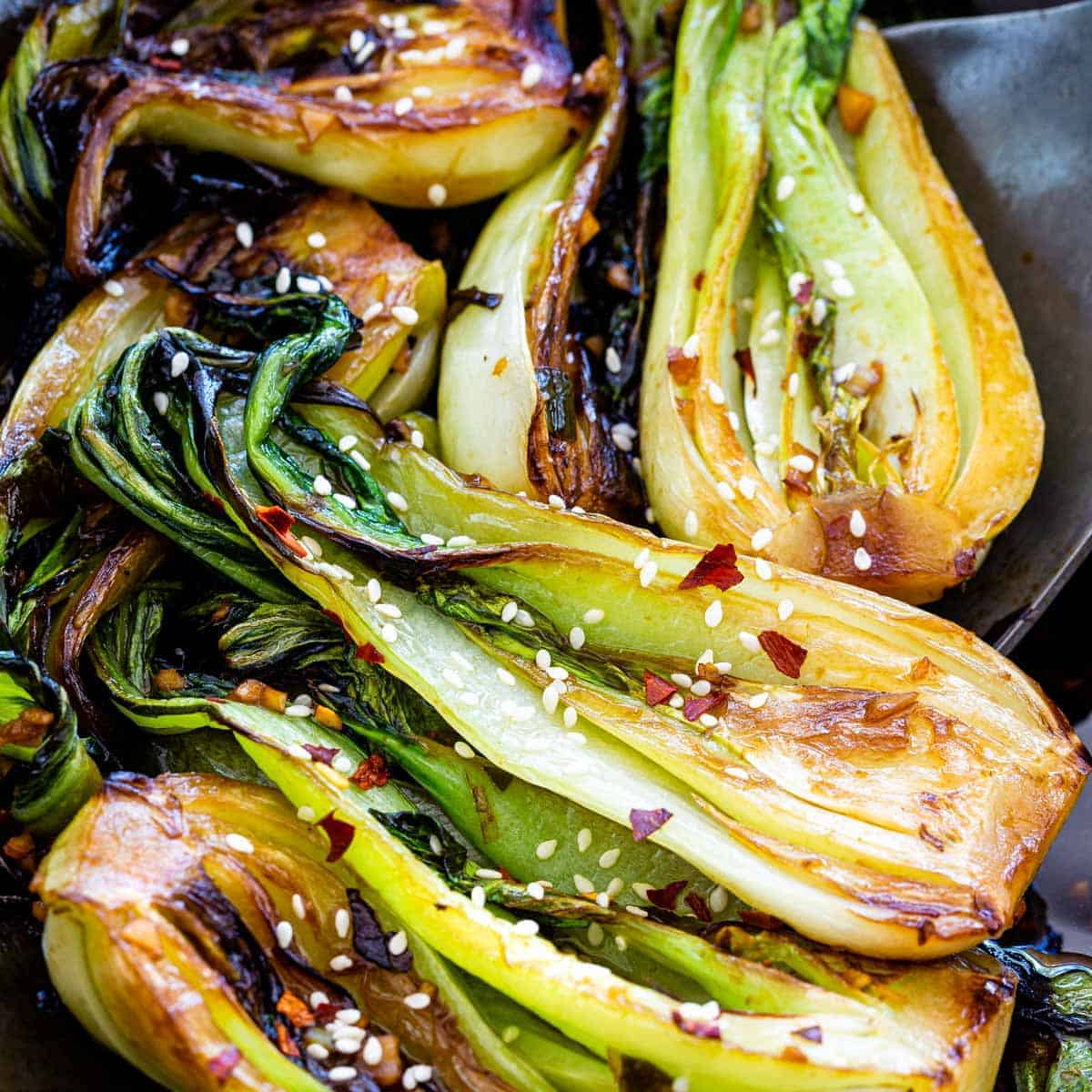How To Cook Bok Choy Jessica Gavin