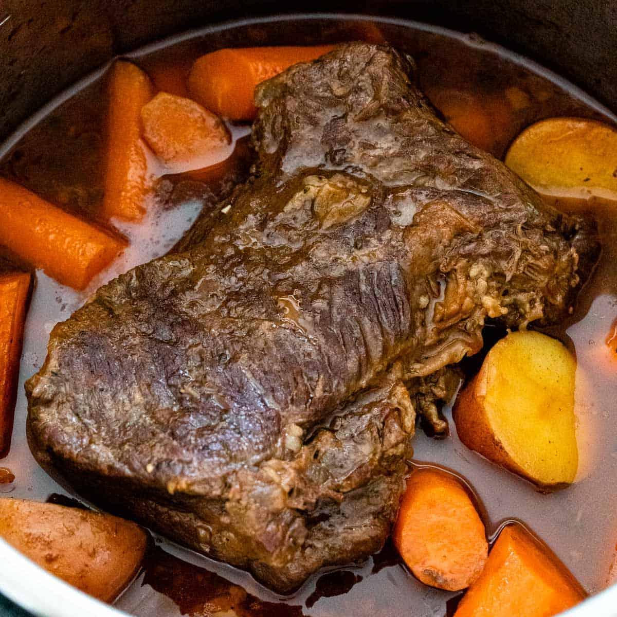 Instant Pot Pot Roast Jessica Gavin