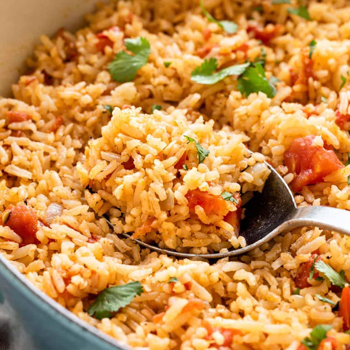 Mexican Rice Recipe Jessica Gavin