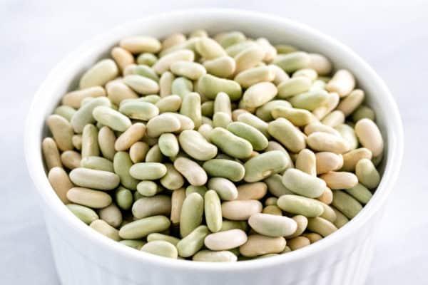 Fayot (Flageolet) beans