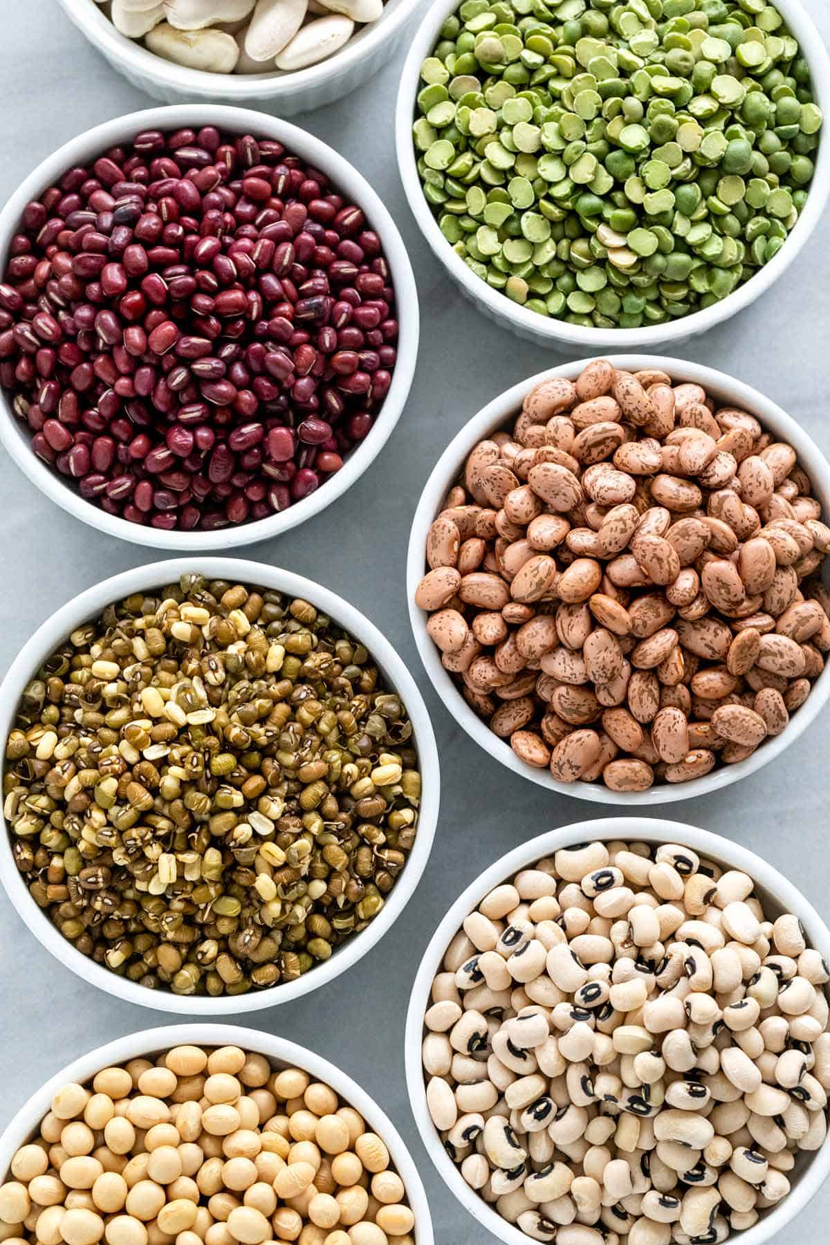18 Types of Beans