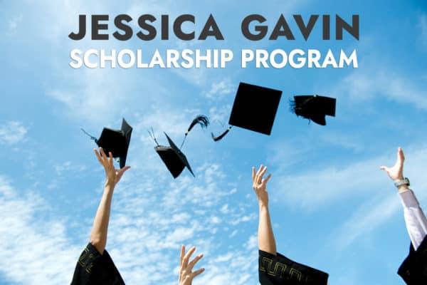 Jessica Gavin Scholarship Program